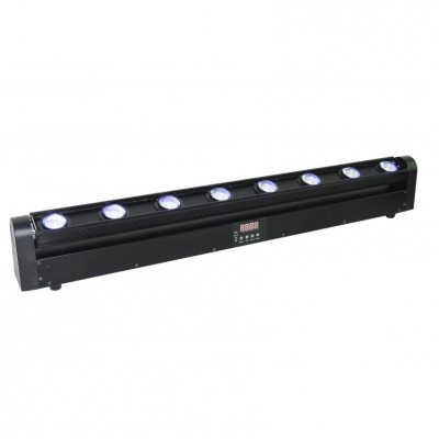 8*12w single white color or  RGBW 4IN1 LED Beam Bar