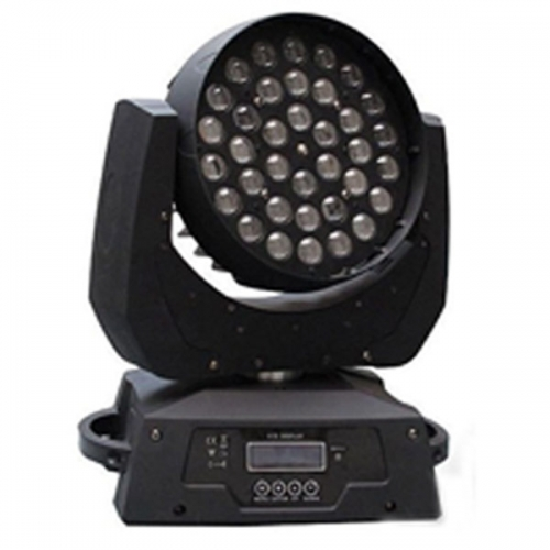 36pcs LED Zoom Moving Head Light