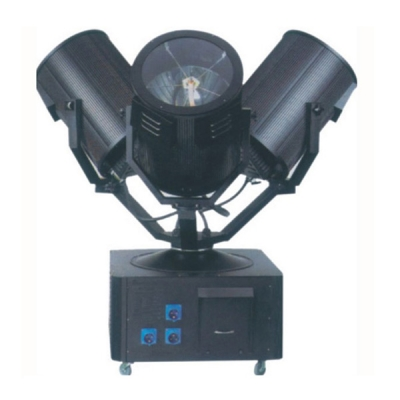 Three Head Search Light