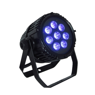 8 * 15W Led Waterproof IP65 Outdoor LED Par Lights for Outdoor Events