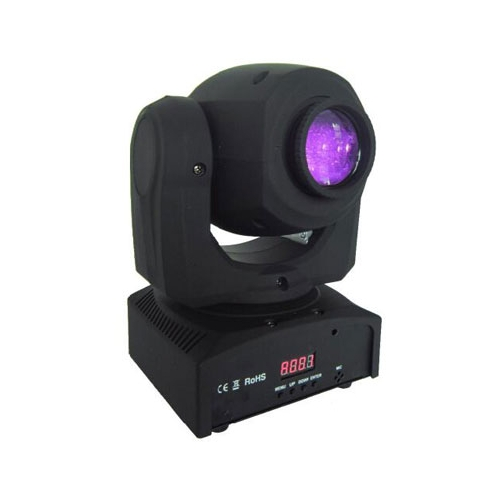 10W LED spot moving head light